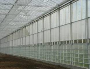 система вертикального зашторивания теплиц